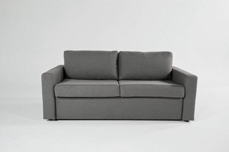 Sofa, która łatwo się rozkłada, bardzo wygodna do spania